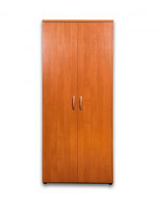 Шафа для одягу з висувною штангою(ширина 800мм)