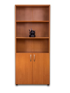 Bookcase with open top
