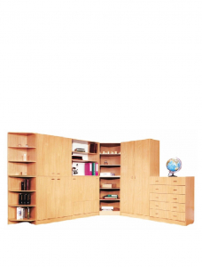 "Wall unit for a classroom ""Promin-1"""