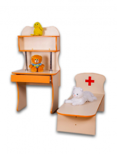 "Set of furniture ""First aid post"""